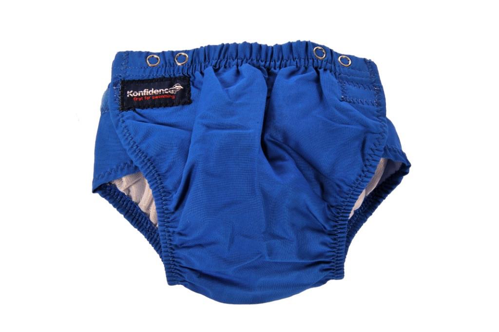 Трусики для плавания Konfidence Aquanappies, Цвет: Blue, 3-30 мес