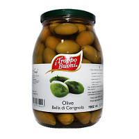 Оливки с косточкой Troppo i Buoni 1062мл