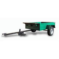 Причіп до мотоблока АМС-01 , розмір кузову 1700х1170х340мм, г/п 300 кг