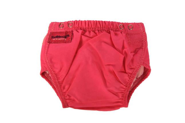 Трусики для плавания Konfidence Aquanappies, Цвет: Pink, 3-30 мес, фото 2