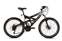 """Велосипеды Ardis Striker 777 (Ардис AMT 26-777) / рама 18"""" (черный/серебристый)"""