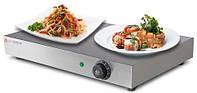 Поверхность тепловая стеклянная GGM Gastro International WPK54