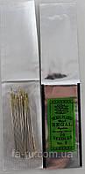 Иглы для вышивки бисером №8 (20 шт в упаковке)