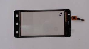 Сенсорная панель (тачскрин) Nomi i4510 BEAT M белая, оригинал!, фото 2