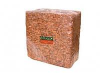 Кокосовый блок GrondMeester UNI100 5кг (100%-кокосовые чипсы)