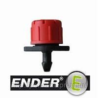 Регулируемая капельница для капельного полива «ENDER» (капельное орошение)