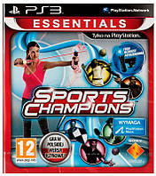 Sports Champions(Праздник спорта) PS3 (Move)