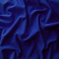 Ткань масло - цвет синий