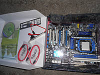AsRock 890GX Extreme3 (Rev.G/A 1.03) Socket AM3+ - полный комплект!!!