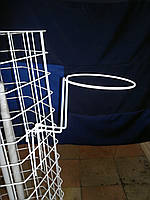 Кронштейн удлинённый на сетку для шапок