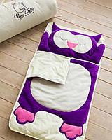 Слипик детский Sleep Baby 120x60 Сова. Бесплатная доставка!