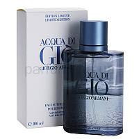 Мужская парфюмированная вода GIORGIO ARMANI ACQUA DI GIO Scent OF Freedom 100 мл