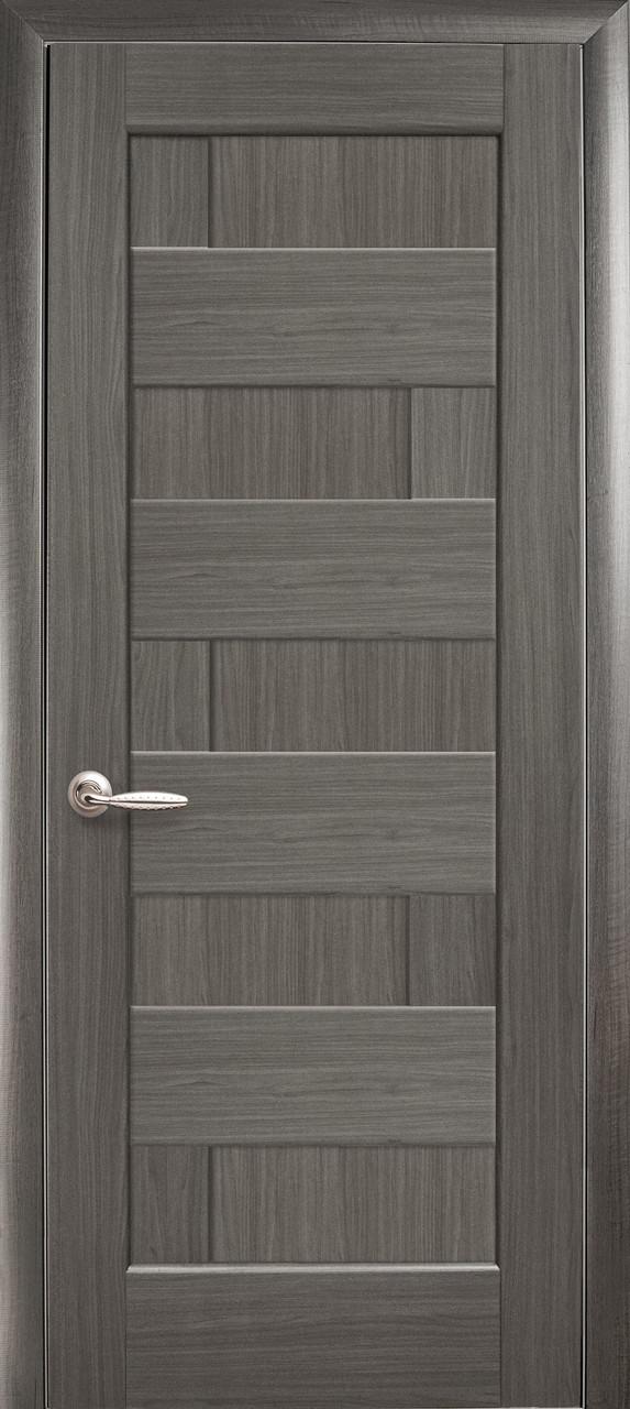 Межкомнатные двери Новый Стиль Пиана глухое полотно