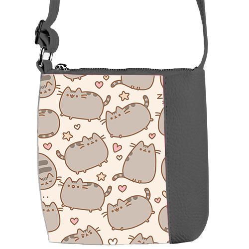 Сумка для девочки Mini Miss с рисунком Кошки