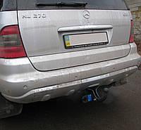 Фаркоп на Mercedes ML w163 (1998-2005) Мерседес МЛ