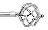 Декоративный наконечник Ажур для кованого карниза 16 мм.