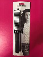 Расчёска для стрижки и укладки волос EAGLE FORTRESS SILICON JF0052