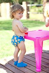 Плавательные трусы для малышей Konfidence AquaNappy