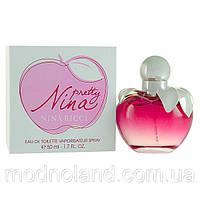 Женская парфюмированная вода Nina Ricci Pretty Nina 80 ml (Нина Ричи Прэтти Нина)