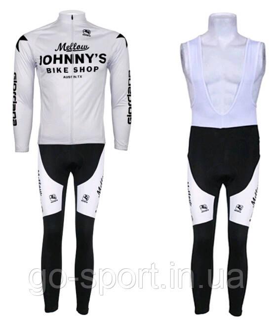 ДЕМИСЕЗОННАЯ  Велоформа JOHNNY'S 2010 bib
