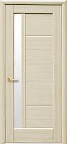 Межкомнатные двери Новый Стиль Грета с белым стеклом, фото 3