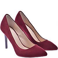 Туфлі жіночі  FS1000 бордо