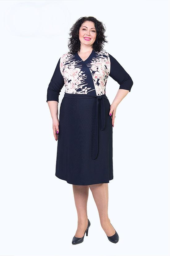 Женское платье больших размеров  продажа, цена в Хмельницком. от ... 19da6ab085c
