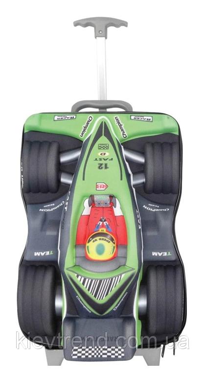 Детский дорожный чемодан на колесах