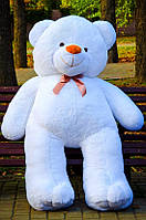 Плюшевый Мишка Велли Белый 200см