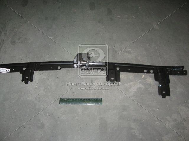 Направляющая бампера переднего верхняя MITSUBISHI LANCER X (Мицубиси Лансер 10) (пр-во TEMPEST)