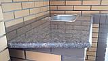 Кухонные столешницы из гранита, фото 9