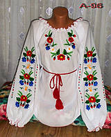 Женская вышиванка ручная вышивка.