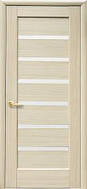 Межкомнатные двери Новый Стиль Линнея белое стекло