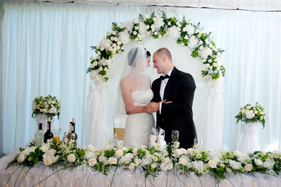 На свадьбу фон для фото