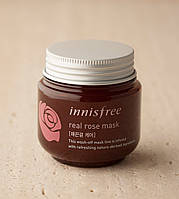 Маска для лица с экстрактом розы Innisfree Real Rose Mask