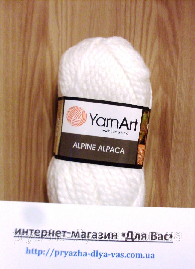 Yarnart Alpine alpaca 440