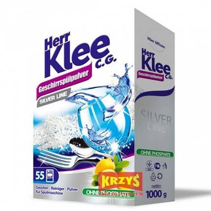 Порошок для посудомоечных машин Her Klee 1кг, фото 2