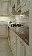 Столешницы гранитные на кухню, в ванную комнату и для барбекю