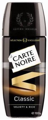 Кофе Carte Noire (Карт Нуар), растворимый, с/б, 190г, фото 2