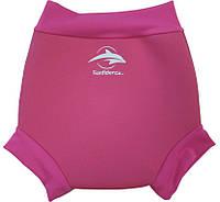 Трусики для плавания Konfidence NeoNappy, Цвет: Fuchsia/ Pink, L/ 9-12 мес