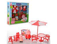 Игровой набор Летнее кафе Свинки Пеппы Peppa Pig