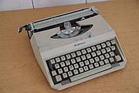 Печатная машинка MERCEDES (Made in Italy) BERGA 1979