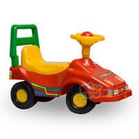 Машинка каталка толокар такси беби код: Техно 1196