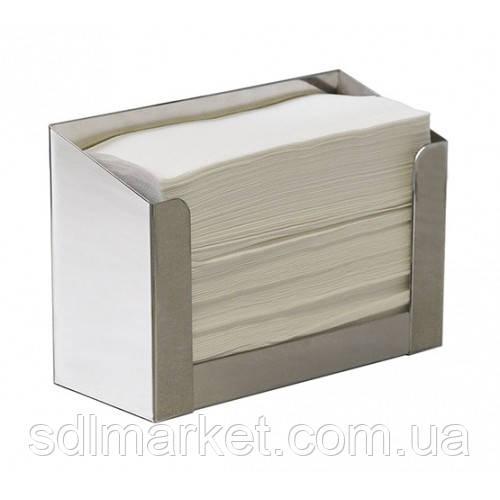 Держатель бумажных полотенец в пачках E-LINE глянцевый