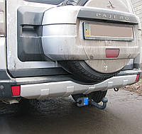 Фаркоп на Mitsubishi Pajero Wagon 4 (с 2006--) Митсубиси Паджеро Вагон