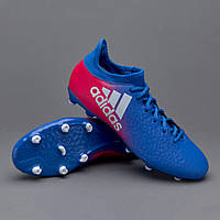 Бутсы Adidas X 16.3 FG BB5641, Адидас Икс
