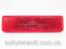 Отражатель в заднем бампере (красный) на Рено Трафик 01-> RENAULT (оригинал) 7700353184