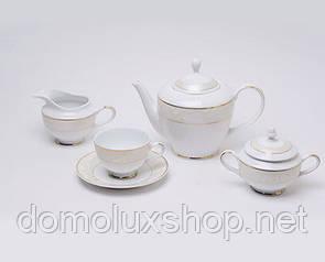 DPL Winter Wind Ivori Набор чайный 17 предметов (005134)