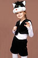 Детский карнавальный костюм Черный Кот