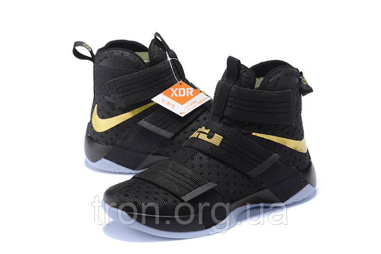 Кроссовки Баскетбольные Nike Lebron Soldier 10 - Tron в Харькове a3fd75f5ff506